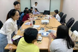 The implant hands-on course on 2nd December organized by Thammasat University in Thailand