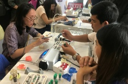 Hands-on  Course in Thailand 2018