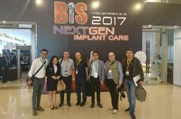 Bankok International Symposium of Implant Dentistry 2017