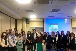 Speech in the University of Malaya