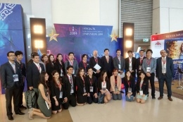Bankok International Symposium of Implant Dentistry 2019