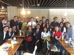 Biomate has cooperated with 30 reputed doctors from Philippine to attend the sixth APAID